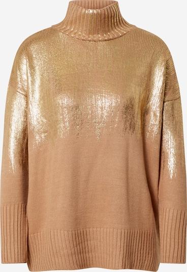 Trendyol Pullover in beige / gold, Produktansicht