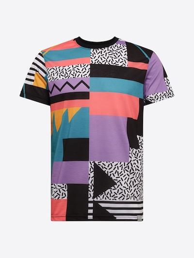 Marškinėliai 'Theodore' iš Iriedaily , spalva - mišrios spalvos: Vaizdas iš priekio