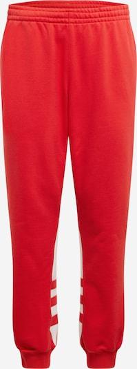 ADIDAS ORIGINALS Nohavice - červené / biela, Produkt