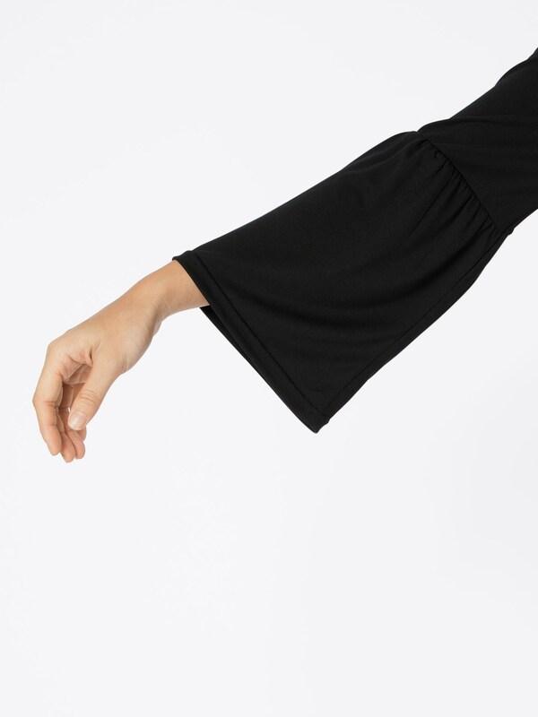 JACQUELINE de YONG Shirt mit Trompetenärmel