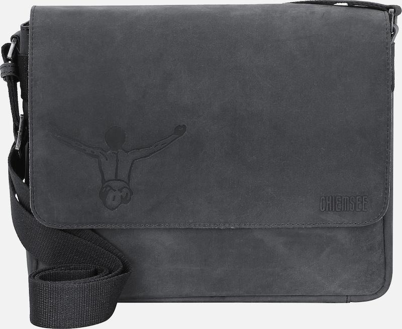 CHIEMSEE 'Valencia Vintage' Messenger Tasche mit Laptopfach