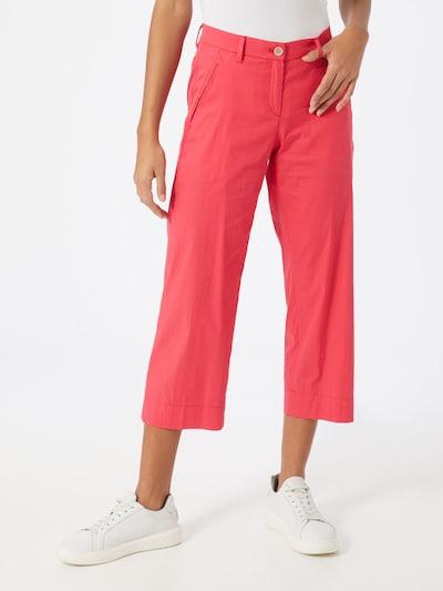 BRAX Broek 'MAINE' in de kleur Pink, Modelweergave