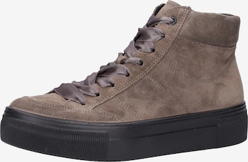 Legero High-Top Sneakers in Brown