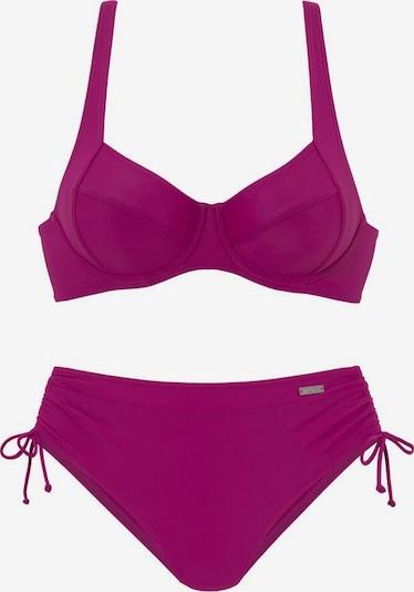 LASCANA Bikini in de kleur Fuchsia, Productweergave