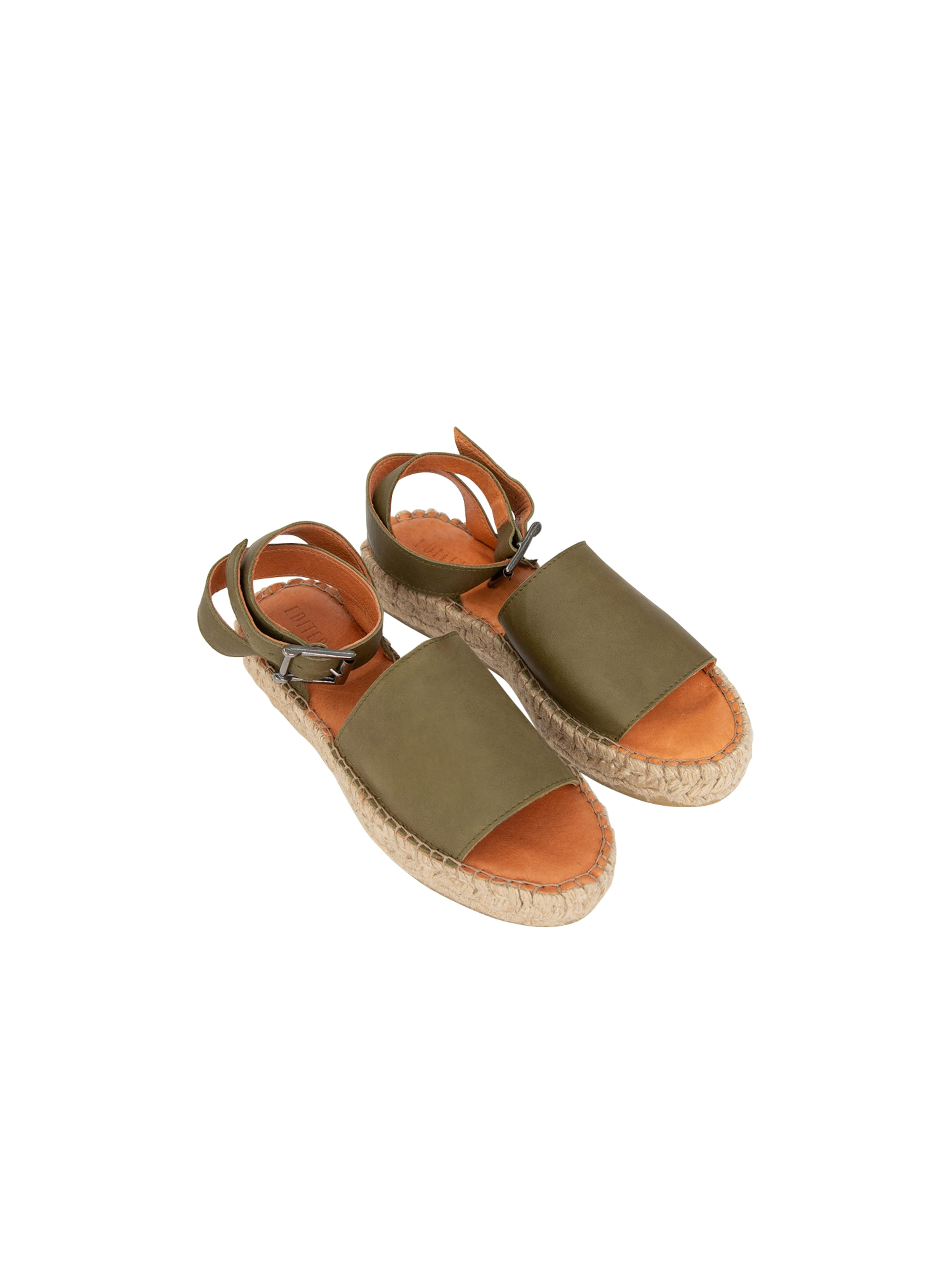 'jeena' In Edited Sandale Khaki Ny0wv8nmO