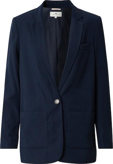 TOM TAILOR Blazer in blau, Produktansicht