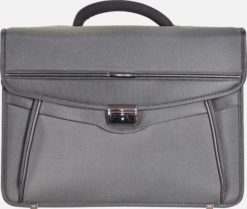 Samsonite Desklite Briefcase Briefcase 42 Cm Compartment