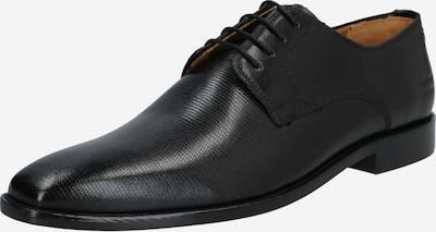 MELVIN & HAMILTON Čevlji na vezalke 'Alex'   črna barva, Prikaz izdelka