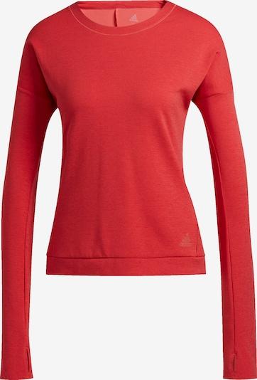 ADIDAS PERFORMANCE Sportsweatshirt 'Supernova' in rot / hellrot, Produktansicht