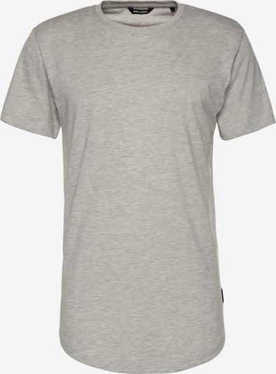 Only & Sons T-Shirt 'onsMATT LONGY TEE' in hellgrau, Produktansicht