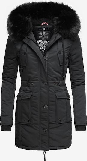 Cappotto invernale NAVAHOO di colore nero, Visualizzazione prodotti