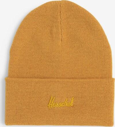 Herschel Mütze 'Aden' in sand / gelb, Produktansicht