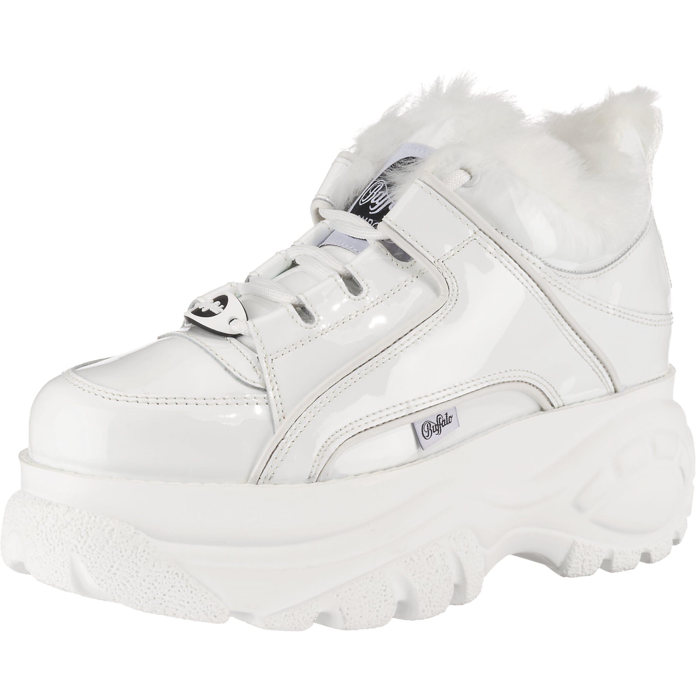 Buffalo Low London Weiß Sneakers In pSUMzV