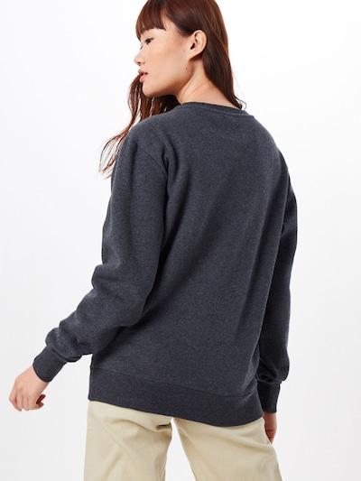 ELLESSE Sweat-shirt en gris foncé: Vue de dos