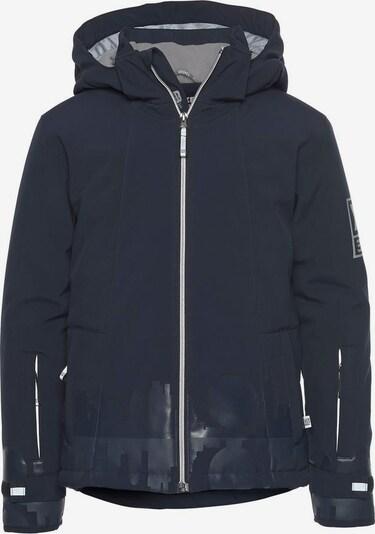 EXES Jacke in marine / grau, Produktansicht