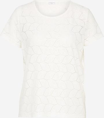 JDY Shirt in Weiß