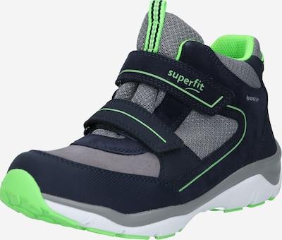 SUPERFIT Stiefel 'SPORT' in marine / jade, Produktansicht