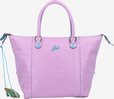 Gabs Handtasche 'G3 Plus' in aqua / lila / schwarz, Produktansicht