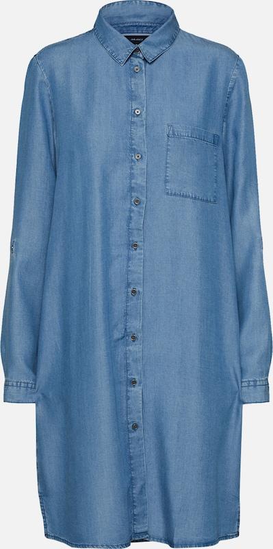 Denim Bleu Object chemise En Robe nk8PwO0X
