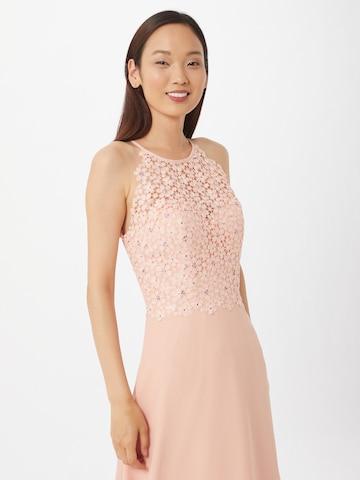 LUXUAR Cocktailkleid in Pink