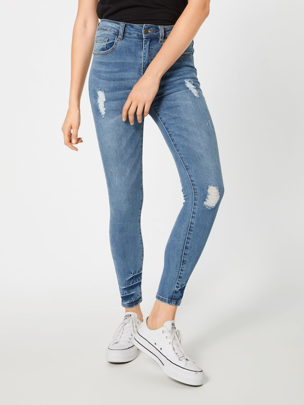 amp;odd Jeans In Denim Even Blauw PiXZTOuk