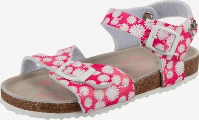 BARBIE Sandalen in gelb / pink / weiß, Produktansicht