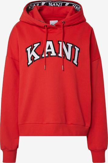Karl Kani Sweter 'College Tape Hoodie' w kolorze czerwonym, Podgląd produktu