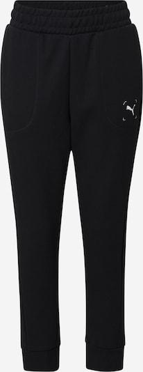 PUMA Sportbroek 'Nu-tility ' in de kleur Zwart, Productweergave