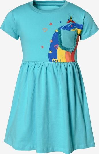 LEMON BERET Jerseykleid in türkis, Produktansicht