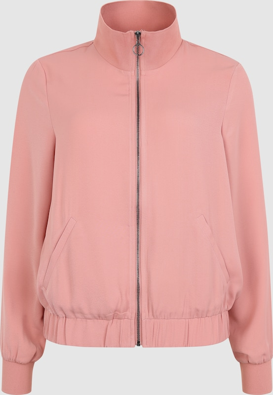 vero moda leichte bomberjacke in pink about you. Black Bedroom Furniture Sets. Home Design Ideas