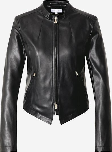 PATRIZIA PEPE Prehodna jakna | črna barva, Prikaz izdelka