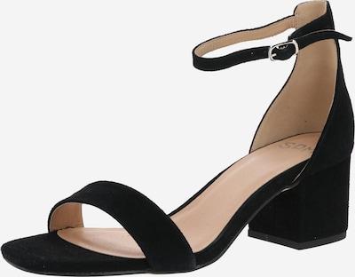 SPM Sandale 'Ivette Sandal' in schwarz, Produktansicht
