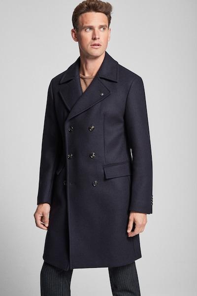 JOOP! Mantel 'Torrence' in nachtblau, Modelansicht