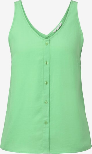 TOM TAILOR DENIM Blouse in de kleur Groen, Productweergave