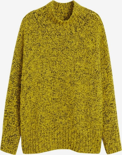 VIOLETA by Mango Pullover lime in gelb, Produktansicht