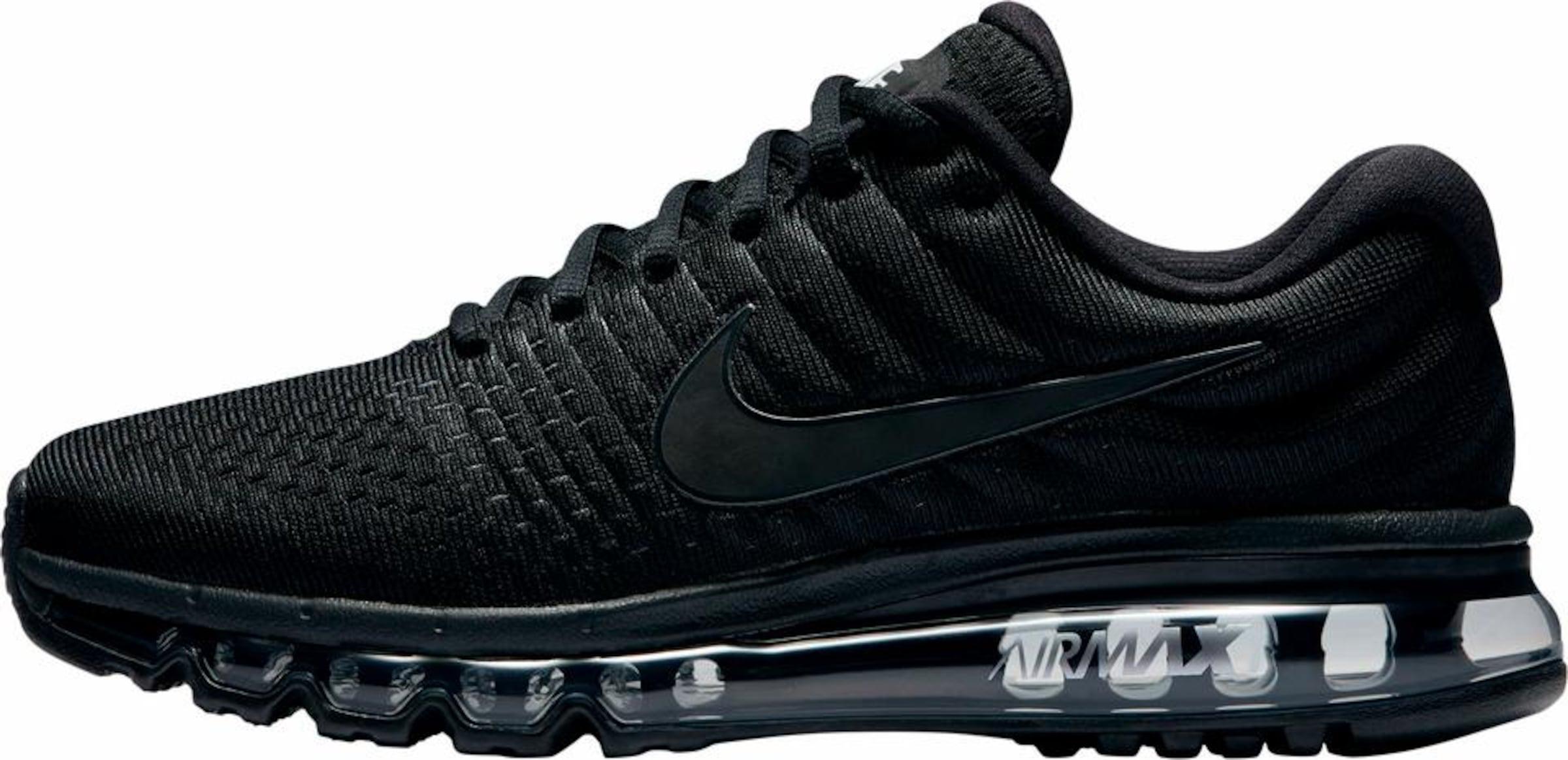 2017' Nike 'air Sportswear Sneaker Schwarz In Max 34q5ARcjL