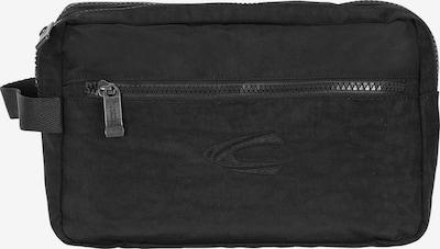 CAMEL ACTIVE Journey Kulturbeutel 27 cm in schwarz, Produktansicht