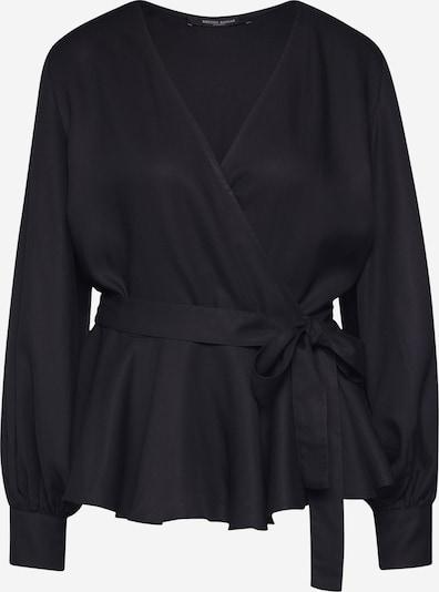 BRUUNS BAZAAR Bluse 'Pralenza Silvine' in schwarz, Produktansicht