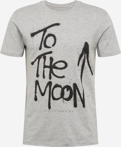 EINSTEIN & NEWTON T-Shirt in grau / schwarz, Produktansicht