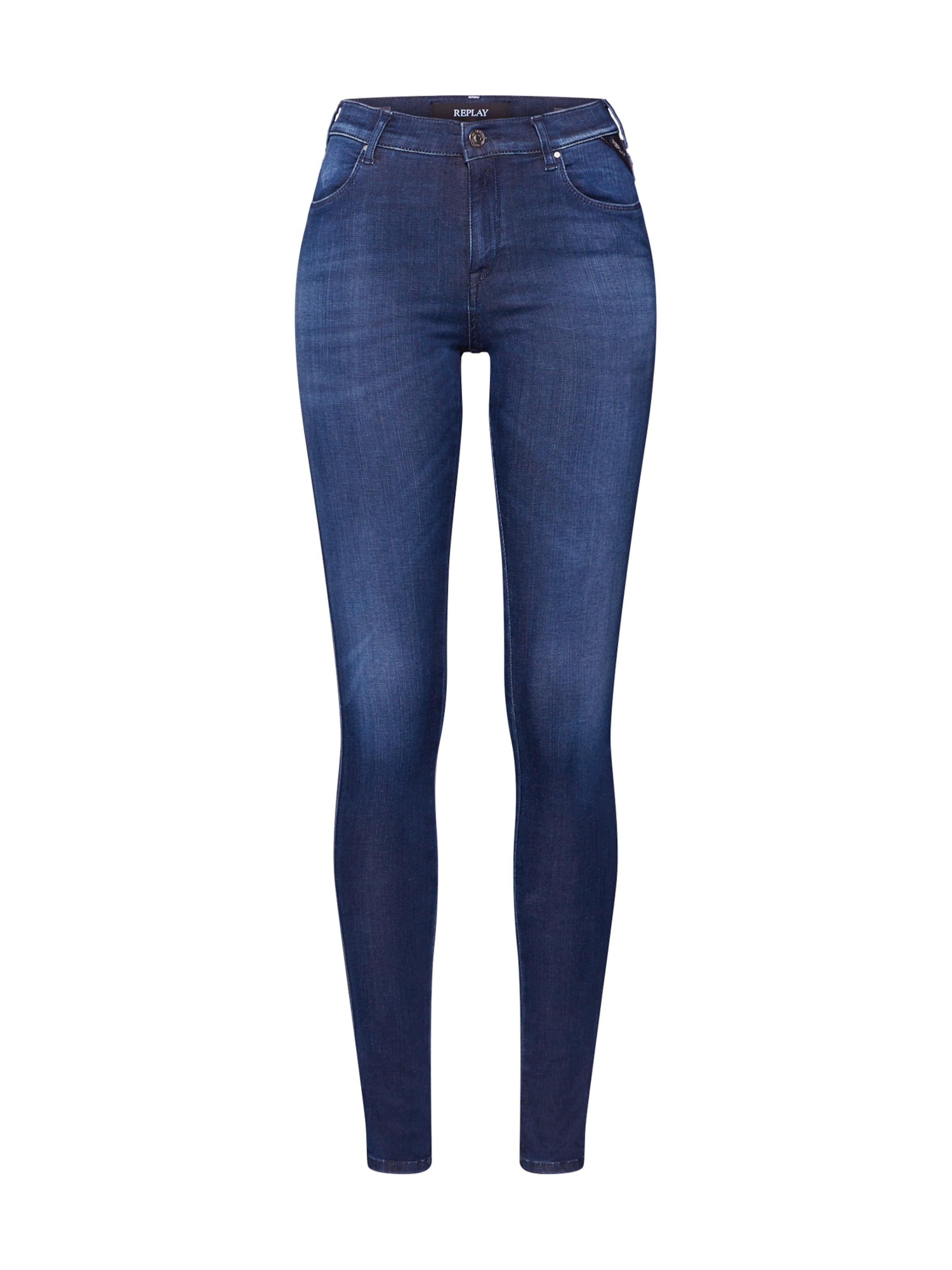 Dunkelblau Replay Jeans Jeans Jeans In 'stella' Replay Replay Dunkelblau In 'stella' JTFKu3l1c
