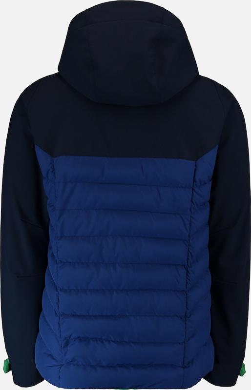 O'NEILL Snowboardjacke '37-N' in nachtblau     dunkelblau   grün  Neue Kleidung in dieser Saison e5480d