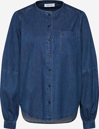 EDITED Bluzka 'Karola' w kolorze ciemny niebieskim, Podgląd produktu