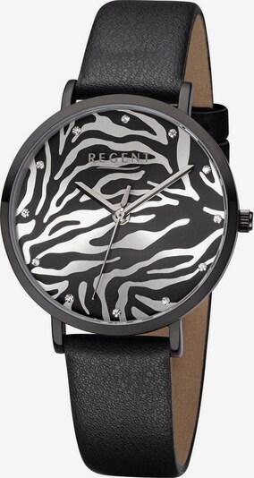 REGENT Uhr 'BA-655 3225.71.16' in schwarz, Produktansicht