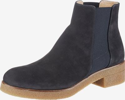 UNISA Chelsea Boots in nachtblau / hellbraun, Produktansicht