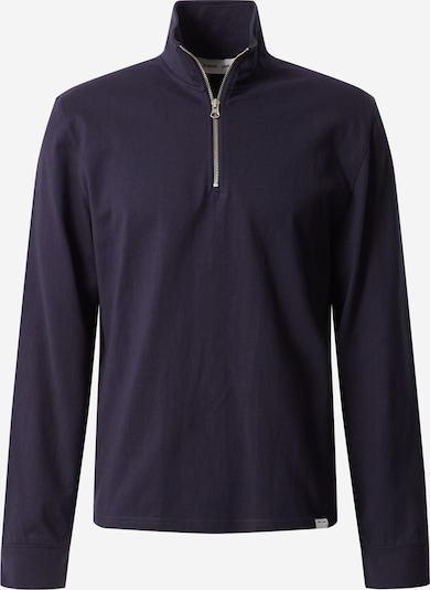 Samsoe Samsoe Sweatshirt 'Arrie' in dunkelblau, Produktansicht