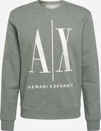 ARMANI EXCHANGE Sweatshirt in de kleur Grijs, Productweergave