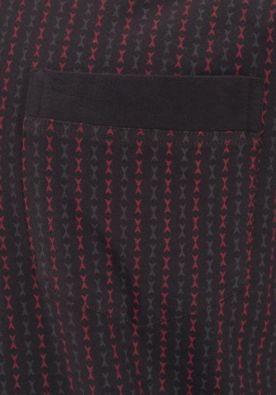 SCHIESSER Pyjama mit Allover-Print