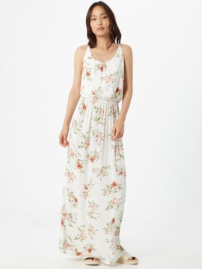 Rochie de vară 'Doris' Hailys pe culori mixte / offwhite: Privire frontală