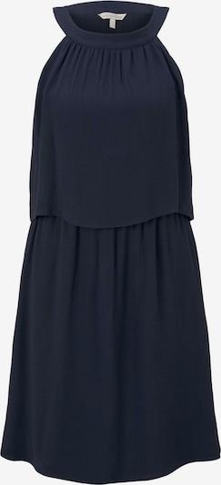 TOM TAILOR DENIM Kleid in nachtblau, Produktansicht