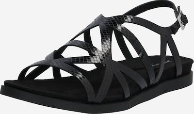 Sandale cu baretă 'ALUETTE' MARIAMARE pe negru, Vizualizare produs